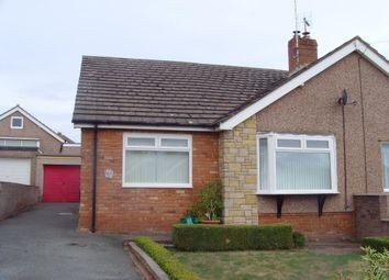 Thumbnail 2 bed bungalow to rent in 6 Fairfield Close, Penrhyn Bay