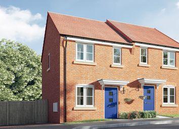 Thumbnail 4 bed semi-detached house for sale in Saints Quarter, Steelhouse Lane, Wolverhampton, West Midlands