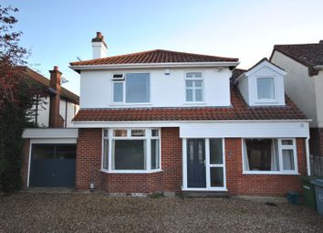 Thumbnail 5 bed detached house for sale in Russell Avenue, Sprowston, Norwich
