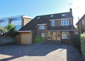 Thumbnail 4 bed detached house for sale in Sompting Avenue, Broadwater, Worthing