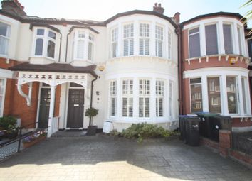 Thumbnail 4 bed terraced house for sale in The Crest, Palmers Green, London