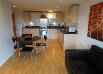 Thumbnail 2 bed flat to rent in The Saltra, Elmira Way, Salford Quays