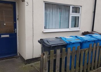 Thumbnail 1 bed flat to rent in Grafton Street, Hull