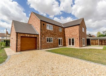Thumbnail 4 bed detached house for sale in Hale Road, Necton, Swaffham