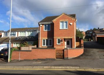 Thumbnail 3 bedroom detached house for sale in Leicester Road, Whitwick, Coalville