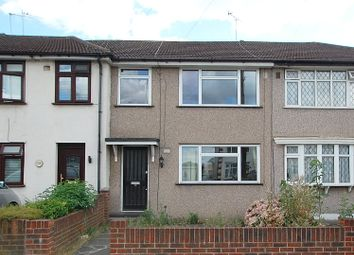 Thumbnail 3 bed terraced house for sale in Maybank Avenue, Hornchurch
