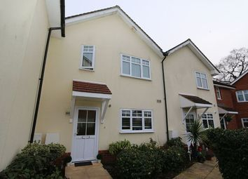 Thumbnail 3 bed terraced house for sale in Loxley Close, Byfleet, West Byfleet, Surrey