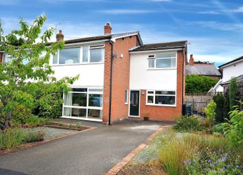Thumbnail 4 bed semi-detached house for sale in Elm Tree Avenue, Lymm