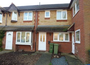 Thumbnail 2 bed terraced house for sale in Burdock Court, Newport Pagnell