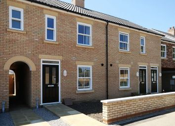 Thumbnail 2 bed terraced house to rent in Hempfield Road, Littleport, Ely