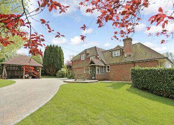 Thumbnail 4 bedroom detached house for sale in Blackhorse Lane, Shedfield, Southampton