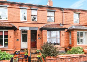 Thumbnail 3 bed terraced house for sale in Liverpool Road, Oswestry