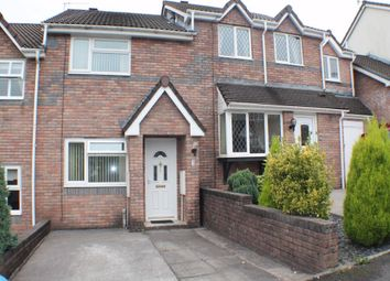 Thumbnail 2 bed terraced house to rent in Cwrt Coed Parc, Maesteg, Mid Glamorgan