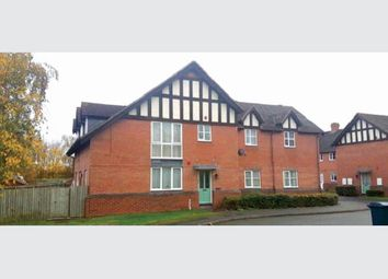 Thumbnail Block of flats for sale in Flats 1-4 And 19-22, Millennium Gardens, Racecourse Crescent, Monkmoor, Shropshire