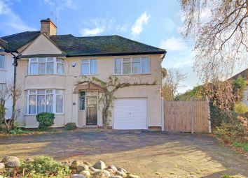 Thumbnail Semi-detached house to rent in Gills Hill Lane, Radlett
