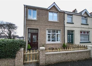 Thumbnail 3 bed end terrace house for sale in Mountfield Road, Onchan, Isle Of Man