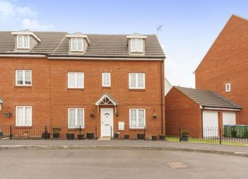 Thumbnail 4 bed semi-detached house for sale in Foskett Way, Aylesbury, Bucks, England