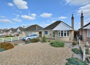 Thumbnail 2 bed detached bungalow for sale in Almond Crescent, Swanpool, Lincoln