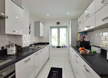Thumbnail 3 bed flat for sale in Rookery Court, Marden, Kent