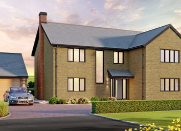Hill View House, Kingston St. Mary, Taunton TA2. 4 bed detached house for sale