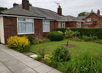 Thumbnail 2 bed semi-detached bungalow to rent in Chorley Road, Preston