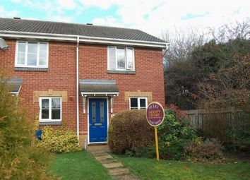 Thumbnail 2 bed end terrace house to rent in Larch Drive, Ashby Fields, Daventry