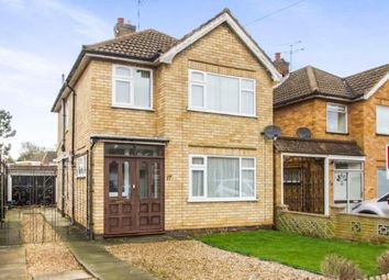 Thumbnail 3 bedroom detached house for sale in Somerby Drive, Oadby, Leicester, Leicestershire