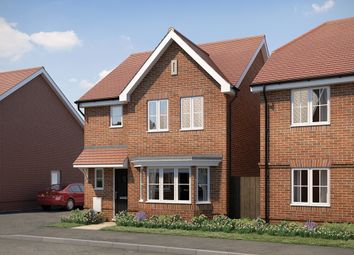 "Thumbnail 3 bed property for sale in ""The Epsom"" at Christie Avenue, Ringmer, Lewes"