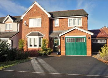 Thumbnail 4 bed detached house for sale in Edward Phipps Way, Haslington