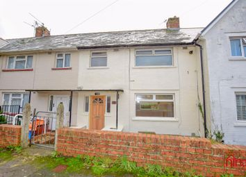 3 bed terraced house for sale in Devon Avenue, Barry CF63
