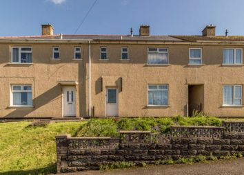 Thumbnail 3 bed terraced house for sale in Pant View, Nantyglo, Ebbw Vale