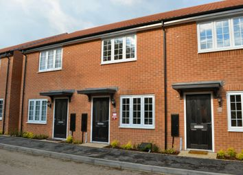 Thumbnail 2 bed terraced house to rent in Coleridge Way, Oakham
