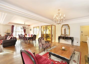 Thumbnail 4 bed flat for sale in Berkeley Court, Marylebone Road, London