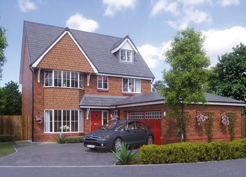 Thumbnail 4 bed detached house for sale in The Batherm, Malkins Wood, Boothstown