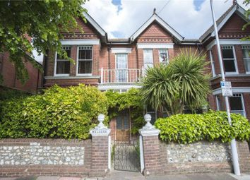 Thumbnail 4 bed end terrace house for sale in Warwick Gardens, Worthing, West Sussex