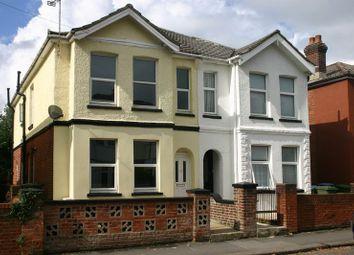 Thumbnail 3 bedroom flat to rent in Garton Road, Woolston, Southampton