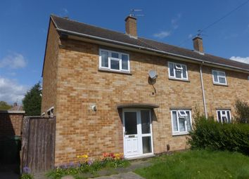 Thumbnail 3 bed end terrace house to rent in Hermitage Road, Loughborough