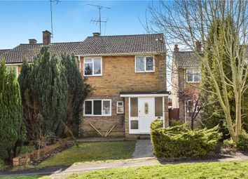 Thumbnail 3 bedroom end terrace house for sale in Walnut Close, Yateley, Hampshire