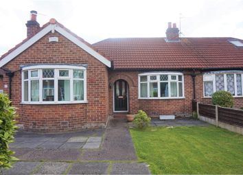Thumbnail 2 bed bungalow for sale in Rose Vale, Cheadle