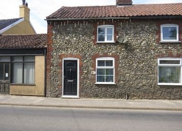 Thumbnail 2 bed cottage for sale in Market Street, Shipdham, Thetford