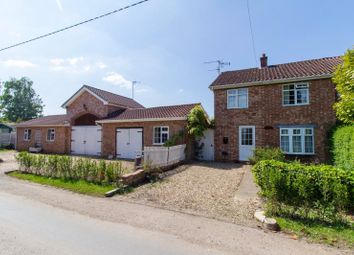 5 bed semi-detached house for sale in Tuxhill Road, Terrington St. Clement, King's Lynn PE34