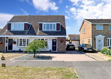 Thumbnail 3 bed semi-detached house for sale in The Mole, Littlehampton, West Sussex