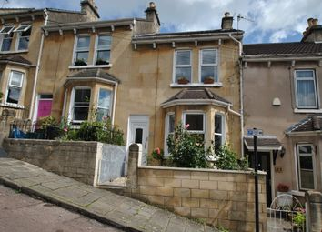 Thumbnail 2 bedroom terraced house for sale in Clarence Street, Bath