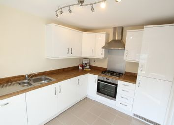 Thumbnail 3 bed semi-detached house to rent in Skylark Road, Bodicote