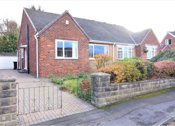 Thumbnail 2 bed semi-detached bungalow for sale in Norfolk Crescent, Ormesby, Middlesbrough