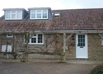 Thumbnail Terraced bungalow to rent in Burton Street, Marnhull, Sturminster Newton