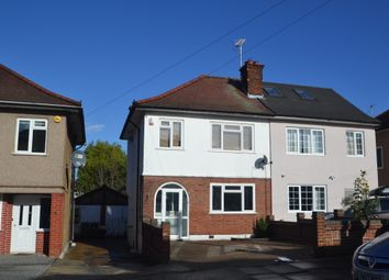 Thumbnail 2 bed semi-detached house for sale in Dominion Drive, Collier Row, Romford