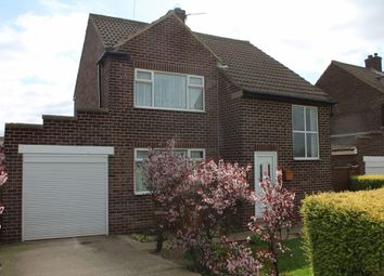 Thumbnail 3 bed detached house for sale in Hardwick Crescent, Pontefract