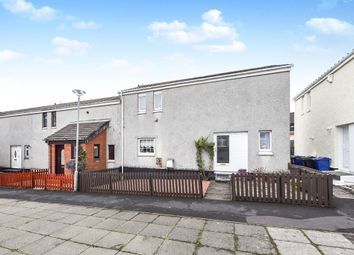 Thumbnail 3 bed end terrace house for sale in Edmiston Drive, Linwood, Paisley