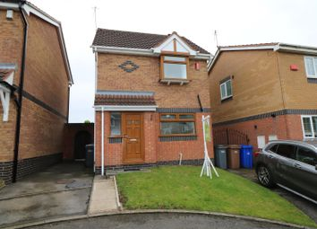 Thumbnail 2 bedroom detached house for sale in Dairyfields Way, Sneyd Green, Stoke-On-Trent